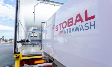 ISTOBAL achieves a safer and more efficient sanitization of the interior of trailers