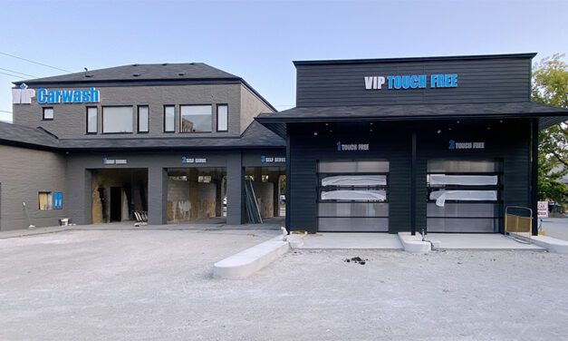 Toronto's New VIP Carwash